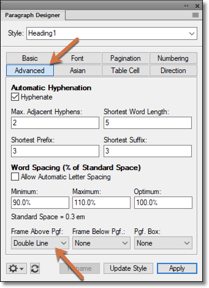 Adobe FrameMaker: More on Using Reference Pages