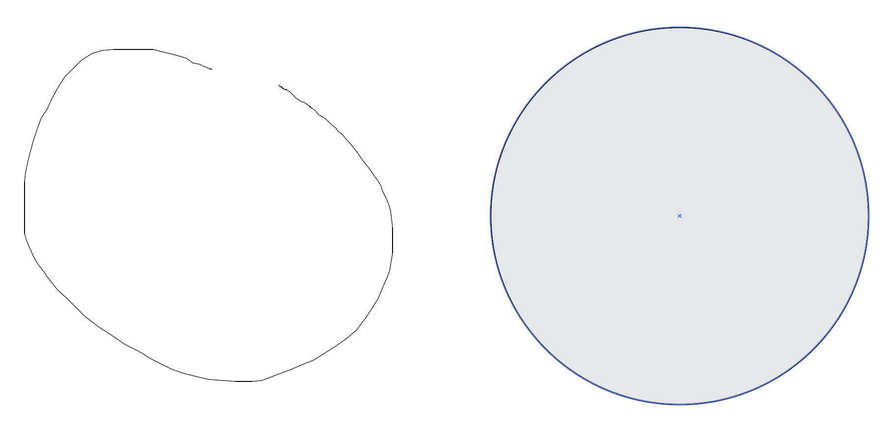 The Shaper tool: New in Illustrator 2015
