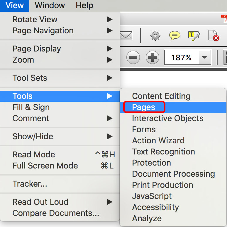 Using bookmarks to split a PDF