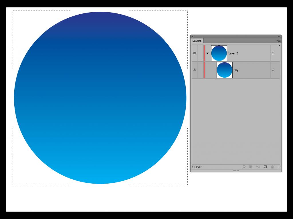 Adobe Illustrator CC 2015: Clipping Masks